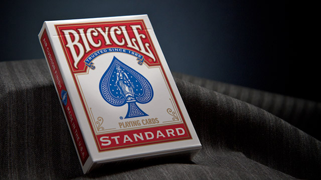 Bicycle Cards Red